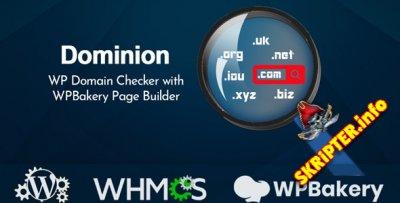 Dominion v1.0.0 - плагин проверки доменных имен для WordPress