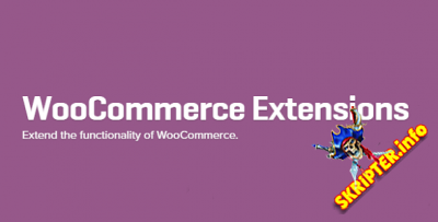 Woocommerce Extensions Pack - расширения Woocommerce для WordPress
