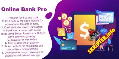 Online Bank Pro v1.0 - система онлайн-банкинга
