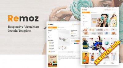 SJ Remoz v1.0.0 - шаблон интернет-магазина для Joomla