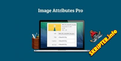 Auto Image Attributes Pro v1.3 - атрибуты изображения из имени файла