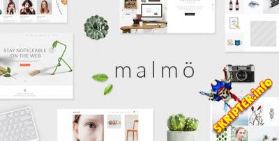 Malmo v1.9 - универсальная тема для WordPress
