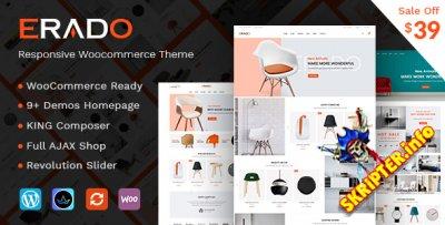 Erado v1.3 - электронная коммерция WordPress тема