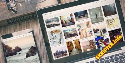 Oyster v4.2.2 Nulled - креативный фото-шаблон WordPress