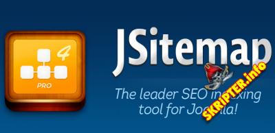 JSitemap Pro v4.7.3 Rus – генератор карты сайта для Joomla