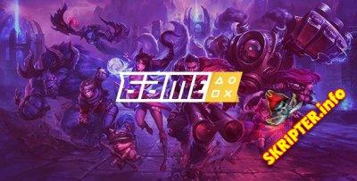 xGames v1.0 - скрипт игрового сайта