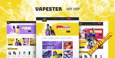 Vapester v1.0.1 - креативный магазин сигарет и Vape Shop