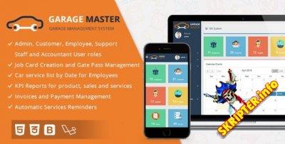 Garage Master - система управления гаражом