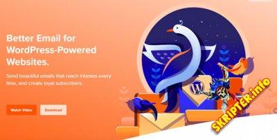Mailpoet Premium v3.38.0 - плагин email рассылки для WordPress