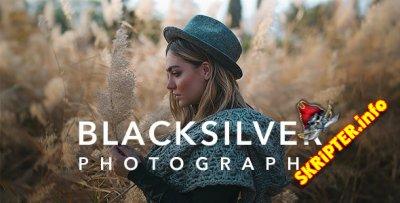 Blacksilver v5.9 Nulled - тема WordPress для профессиональных фотографов