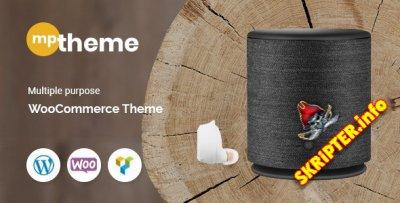 Mptheme v1.0 Nulled - технический магазин WooCommerce тема