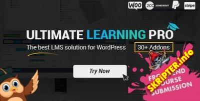 Ultimate Learning Pro v2.1.1 Nulled - плагин системы обучения для WordPress