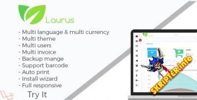Laurus v1.2 - система управления аптекой