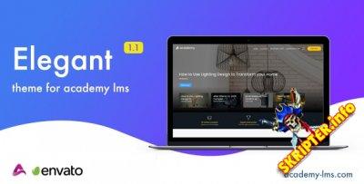 Elegant v1.1 - Academy LMS Theme