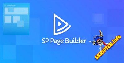 SP Page Builder Pro v3.6.9 Rus - визуальный конструктор страниц для Joomla