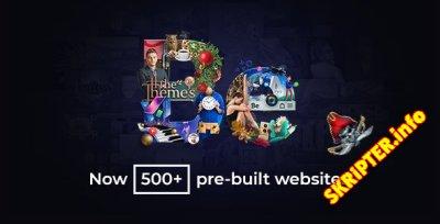 BeTheme v21.5.9.2 Rus Nulled - потрясающая премиум-тема для WordPress