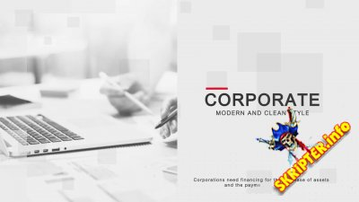 The Corporate - Project for After Effects (Videohive)
