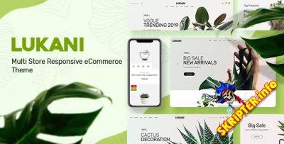 Lukani v1.0.3 - тема интернет-магазина для WordPress