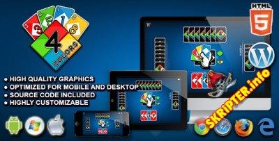 Four Colors - HTML5 карточная игра