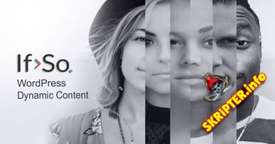 If>So v1.4.5 Rus Nulled - динамический контент для WordPress