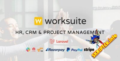 WORKSUITE v3.8.7 Nulled - система управления проектами