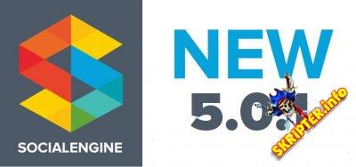 Social Engine v5.0.1 Rus Nulled - скрипт социальной сети