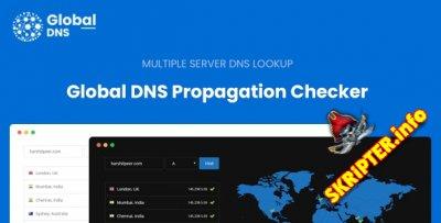 Global DNS v1.0 - проверка записи DNS