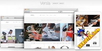RT Versla v1.2.4 - шаблон интернет магазина для Joomla