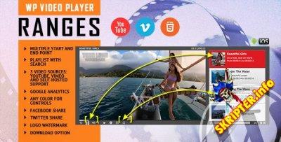 Ranges v1.0.0 - видеоплеер для WordPress