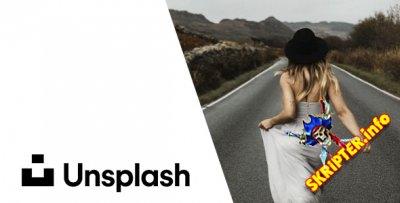Unsplash v1.0.0 - импорт изображений с высоким разрешением