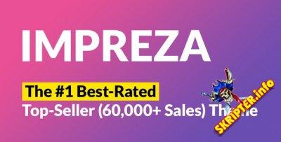 Impreza v7.11 Nulled - многофункциональный шаблон для WordPress
