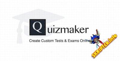 Quizmaker v2.1.0 Nulled - тесты и экзамены онлайн для WordPress