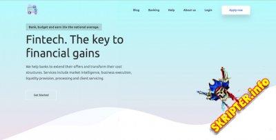 Fintech v1.0 - платформа финансовых решений