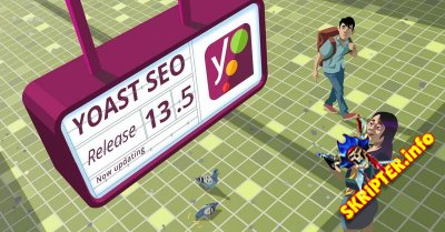 Yoast SEO Premium v13.5 Rus Nulled - плагин для SEO-оптимизации WordPress