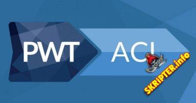 PWT ACL v3.3.4 Rus - управление правами пользователей для Joomla