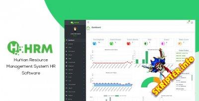 HR Manager v4.3 Nulled - система управления персоналом