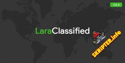 LaraClassified v7.0.3 Rus Nulled - скрипт доски объявлений
