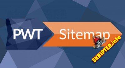 PWT Sitemap v1.4.2 - карта сайта для Joomla