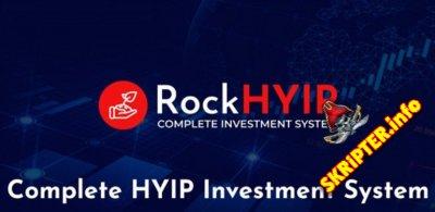 RockHYIP v1.2 - комплексная инвестиционная систем
