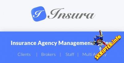 Insura v2.0.4 - система управления страховым агентством