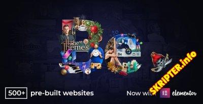 BeTheme v21.8.6 Rus Nulled - потрясающая премиум-тема для WordPress