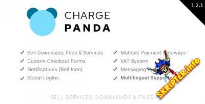 ChargePanda v1.2.2 - продажа загрузок, файлов и услуг