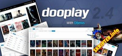 DooPlay v2.4.1 Nulled - видео шаблон для WordPress