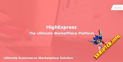 HighExpress v1.0.3 - многопользовательская торговая площадка
