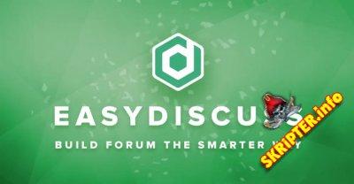EasyDiscuss Pro v4.1.17 Rus - современный форум для Joomla