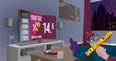 Yoast SEO Premium v14.5 Rus Nulled - плагин для SEO-оптимизации WordPress