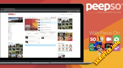 PeepSo Ultimate Bundle v2.8.0.0 Nulled - социальная сеть на WordPress