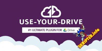 Use-your-Drive v1.15.14 Nulled - интеграция WordPress с Google Drive