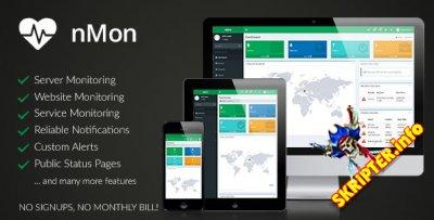 nMon v1.9 - мониторинг веб-сайтов, сервисов и серверов