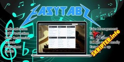 EasyTabs v1.0 Nulled - управление музыкальными вкладками